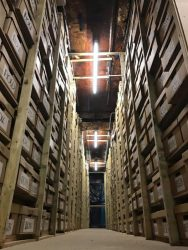 Benefits of out sourcing your storage.